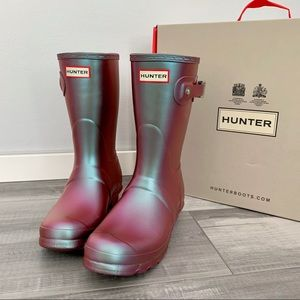 Hunter Boots Nebula NWT